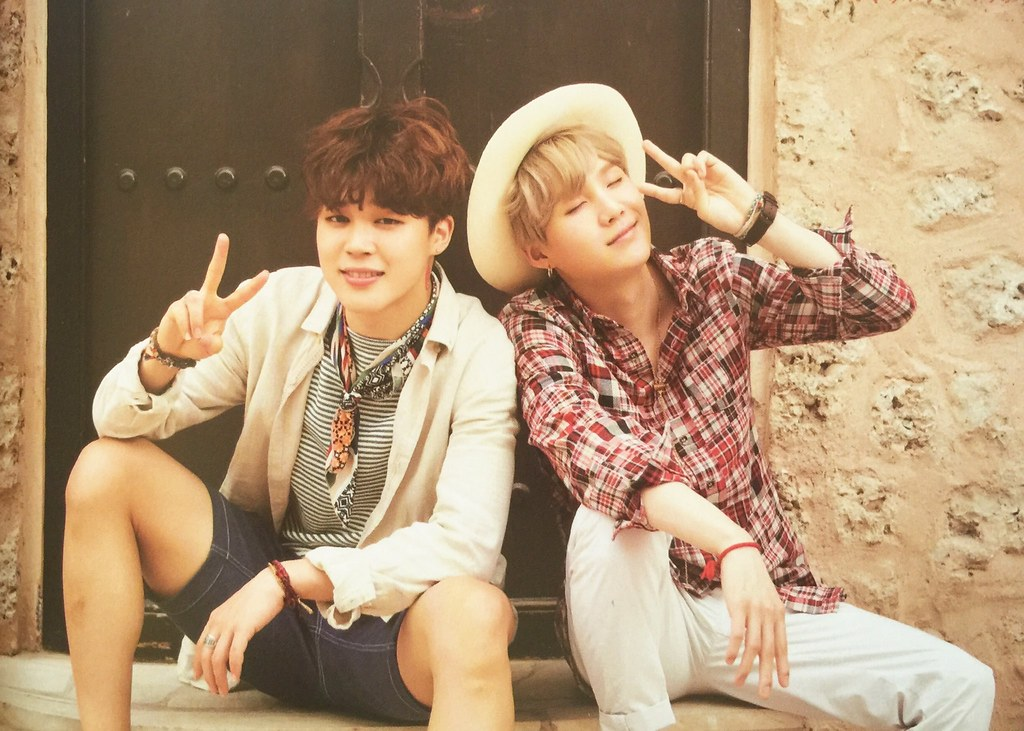 Yoonmin Cute Pictures For Wallpapers Scan Bts Summer Package In Dubai 2016 Photobook Fymyg