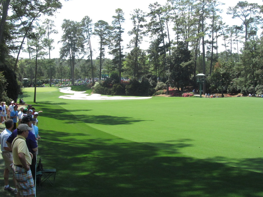 Free 3d Wallpaper Backgrounds 10th Hole Augusta National Golf Club Dan Perry Flickr