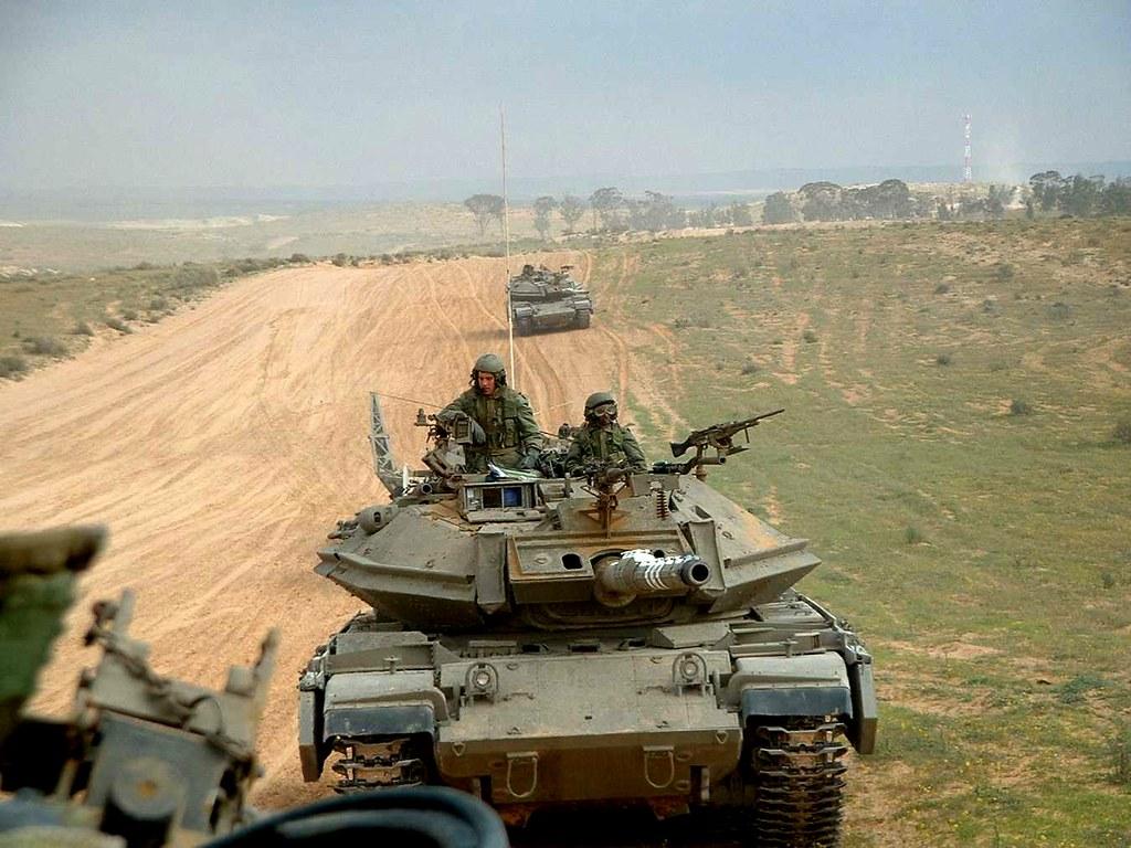 Wallpaper Future Hd Magach 6 Israeli Magach 6 Tank During Excercises Broń