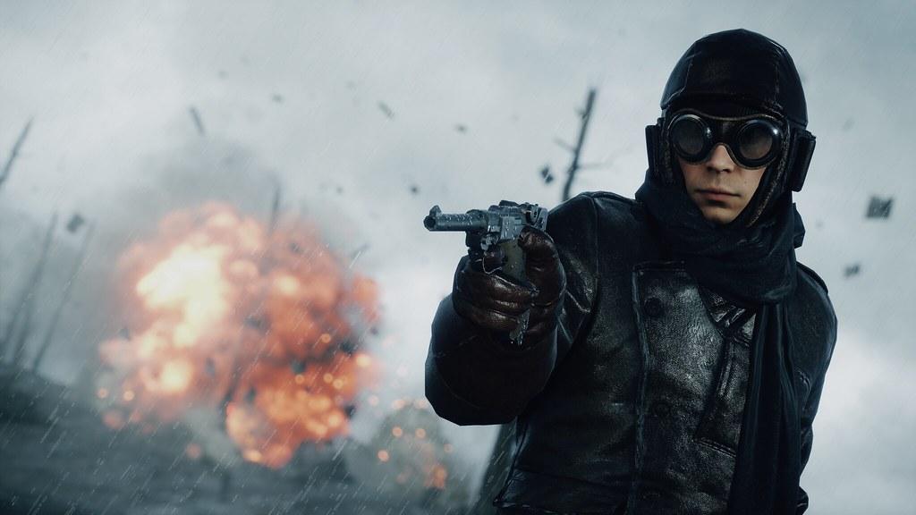R K Name 3d Wallpaper Quot Pilot Quot Battlefield 1 Alpha Hattiwatti Cinematic