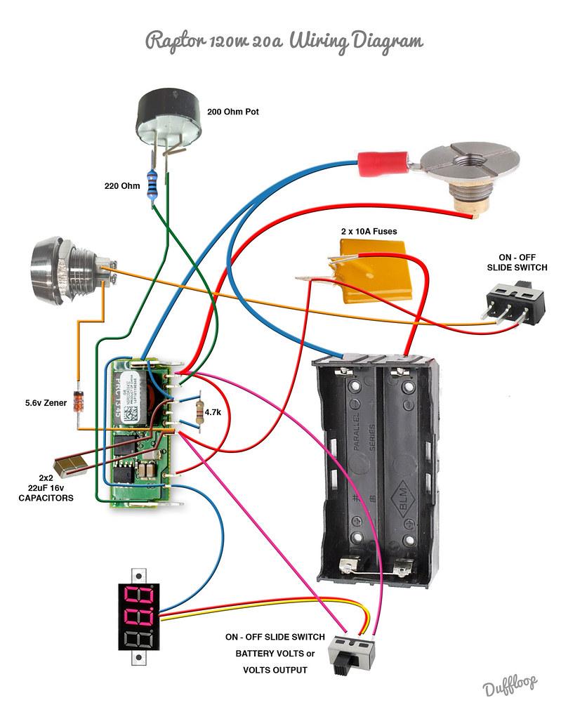 Raptor 120 Box Mod Wiring Diagram Auto Electrical Free Download 8 String