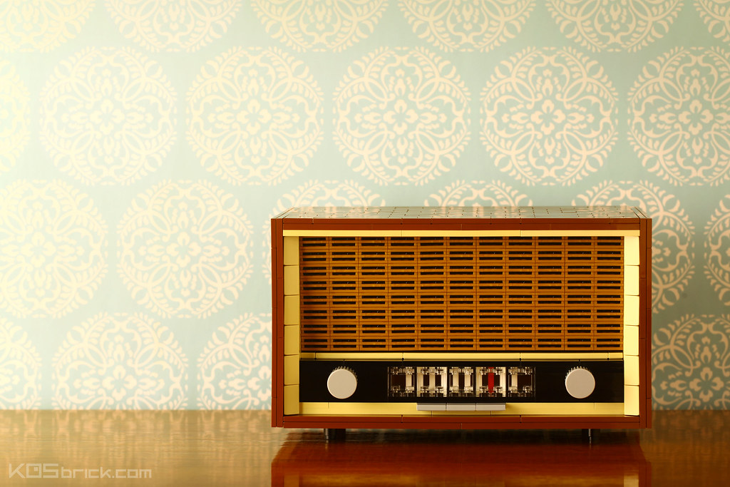 Vintage Cute Wallpaper Vintage Radio Finally The Las Flickr