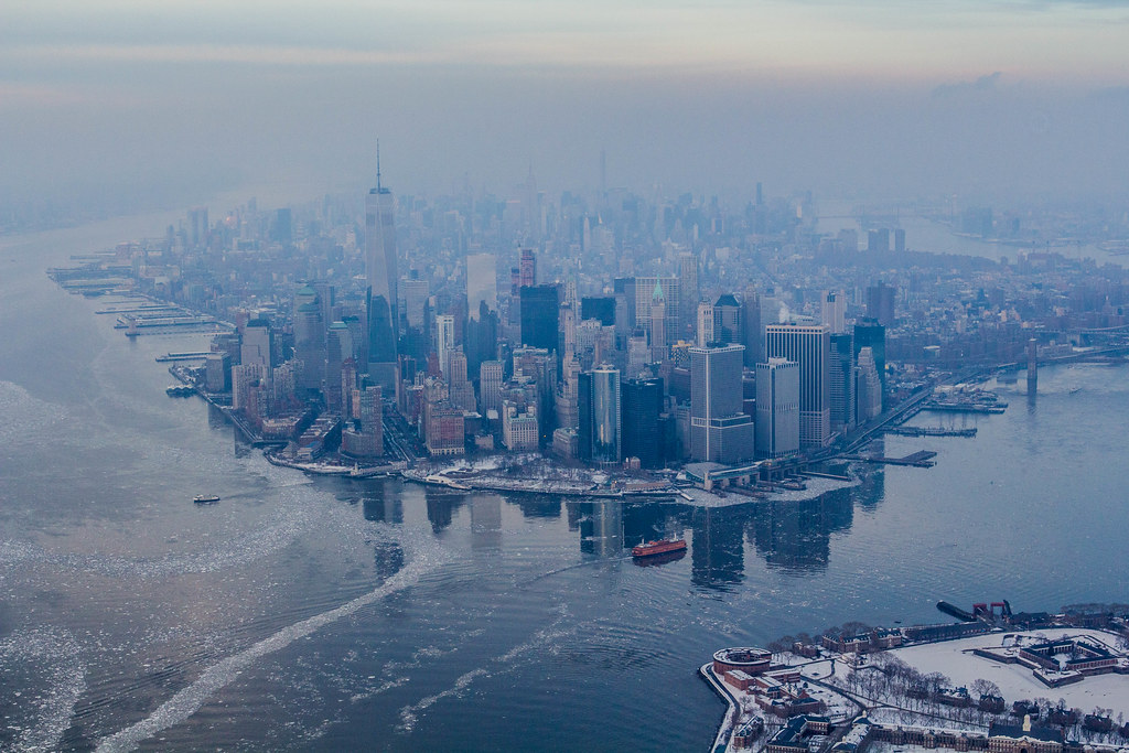 3d Wallpaper New York City Ice Cold New York City Skyline Anthony Quintano Flickr