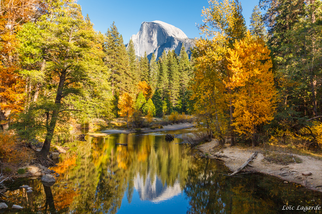 Free Fall Color Wallpaper Yosemite Valley In Fall My Website My Flickr My