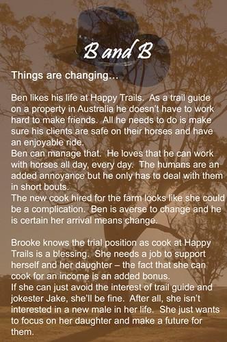 B and B Blurb