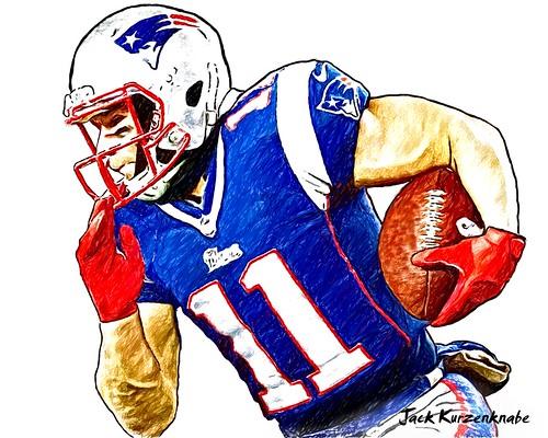 Steelers 3d Wallpaper 0 New England Patriots Julian Edelman View All My Nfl