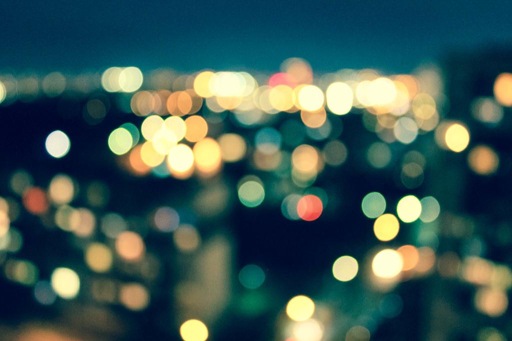 3d Street Wallpaper City Lights Veri Ivanova Flickr