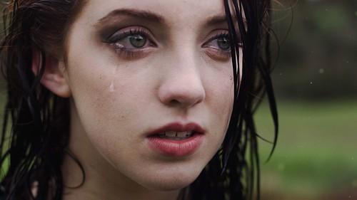 Wallpaper Of Sad Girl In Rain Tears In Rain Skyler Brown Flickr