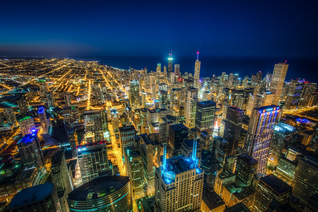 4k Fall Michigan Wallpaper A Night In The Windy City There S Something About Big