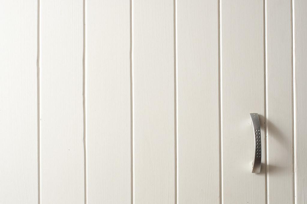 Wood Texture Of A Painted Cupboard Door Background Wood Te Flickr