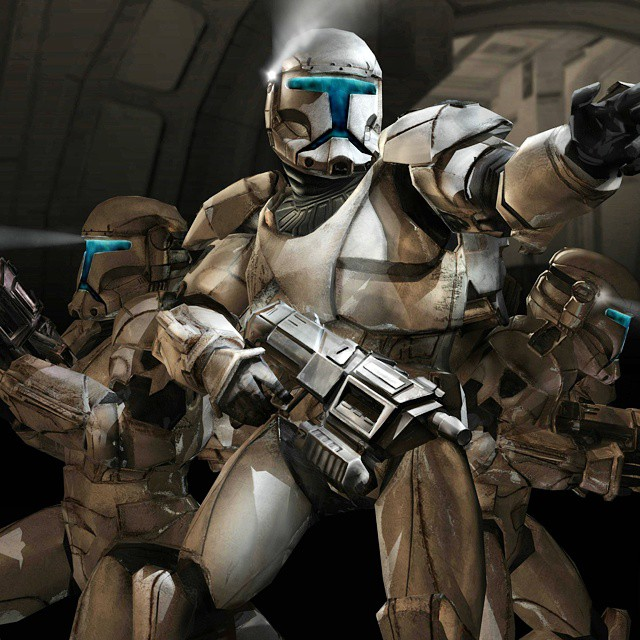 3d Wallpaper Star Wars Star Wars Republic Commando Xbox 1080 P 😁 Gameplay Pa