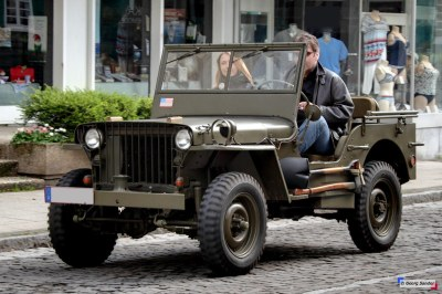 1941 - 1945 Willys Jeep MB | See more car pics on my faceboo… | Flickr