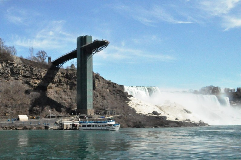 Maid of the Mist Experience, Niagara Falls, N.Y., May 2, 2015