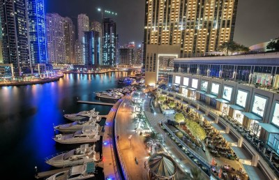 Dubai Marina from Pier 7 | See title | mattharvey1 | Flickr
