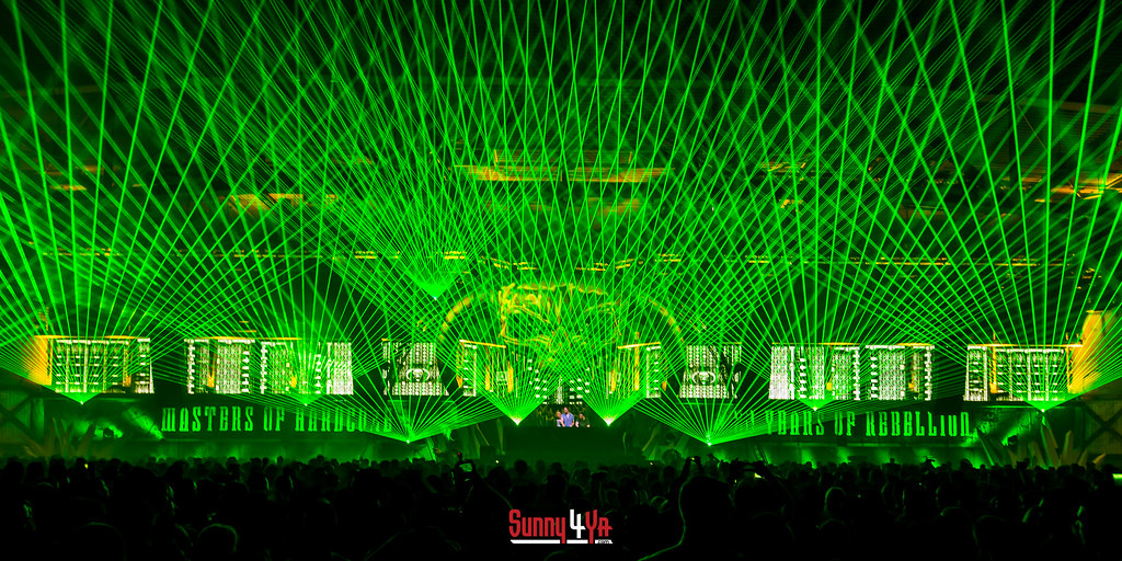 Raiders Wallpaper 3d Masters Of Hardcore 2015 Mainstage Lasershow Masters