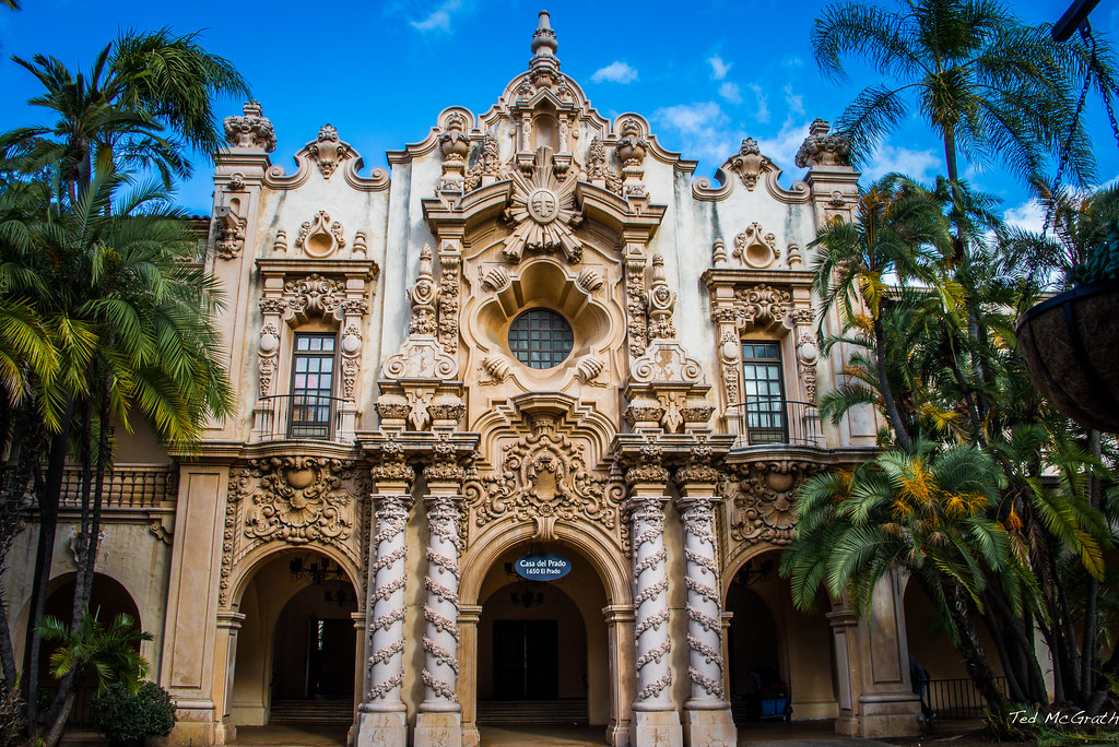 Fall Photo Wallpaper 2014 San Diego Balboa Park Casa Del Prado Balboa