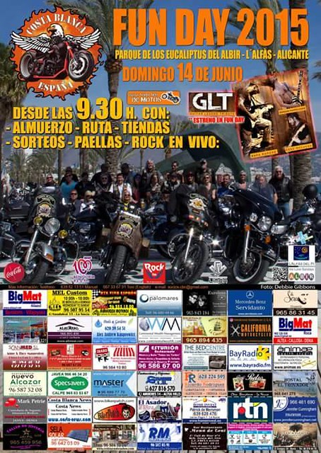 FUN DAY 2015 - Alàs (Alicante)