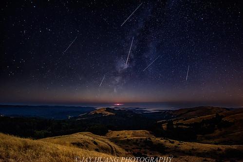 Happy New Year D Video Perseid Meteor Shower 2016 Here Is My Version Of Perseid
