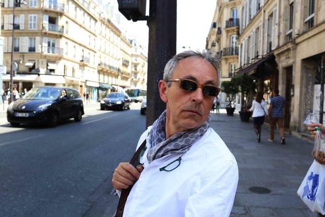 Letter from Paris - The Reluctant Proustian, Marais