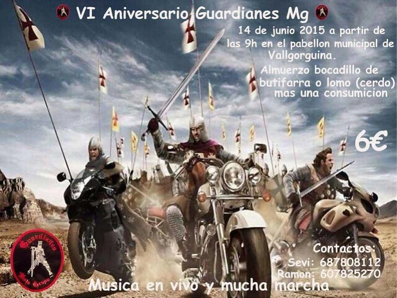 VI Aniversario Guardianes MG _ Vallgorguina