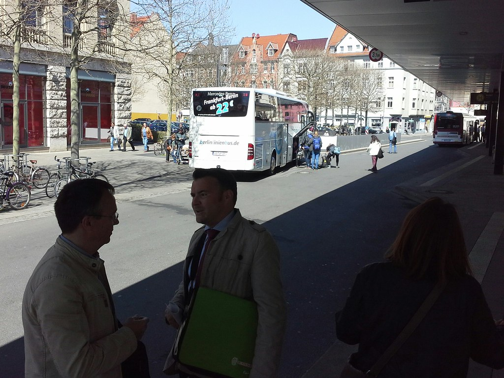 Bus Erfurt Berlin 20150420 120238 1 Michael Panse Flickr