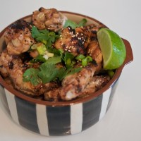 Recipe: Coconut Oil, Chipotle and Sesame Wings | #WingingIt