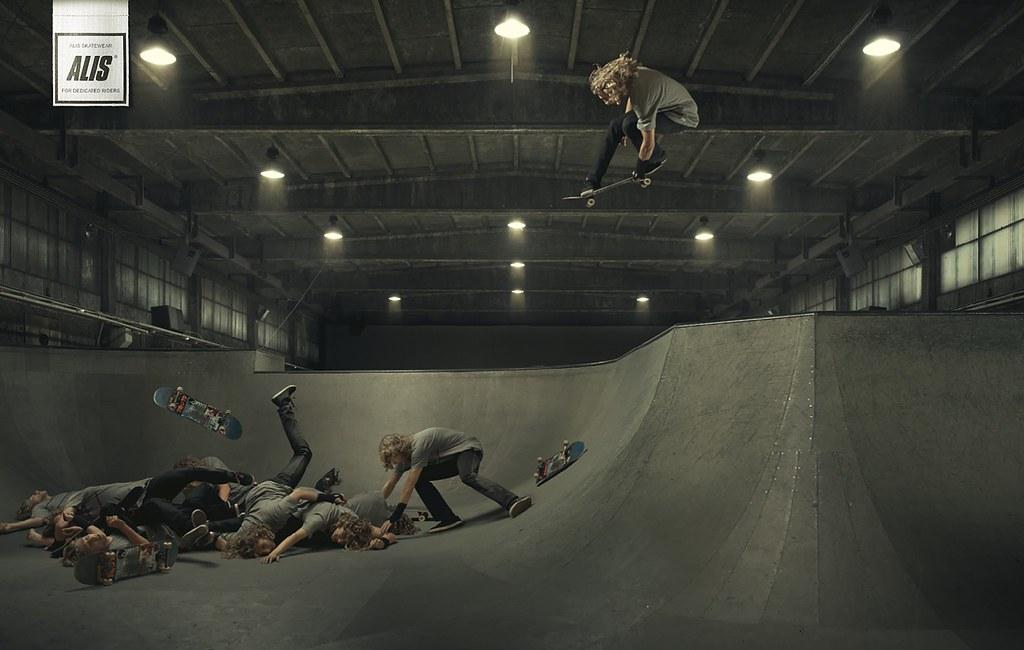 Alis Skatewear - For dedicated riders 3