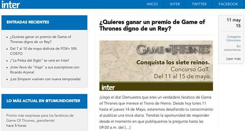Blog de Inter