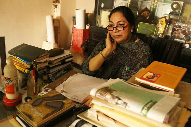 City List - 20 Living Urdu Writers, Dehli