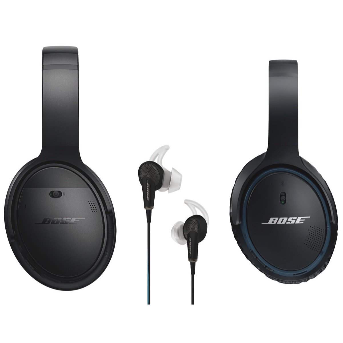 Bose Noise Cancelling Bose Quietcomfort 35 Ii Noise Cancelling Wireless