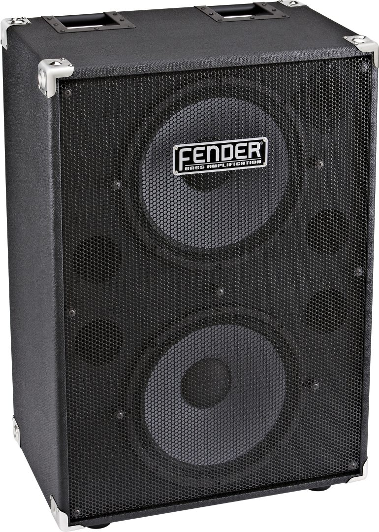 Fender 215 Pro Bass Cabinet 1600 Watts 2x15quot Zzounds