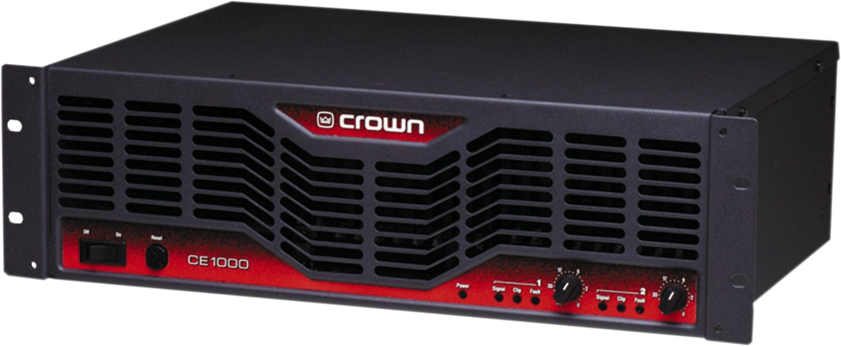 Crown Amplifiers Crown Ce1000 Power Amp Zzounds