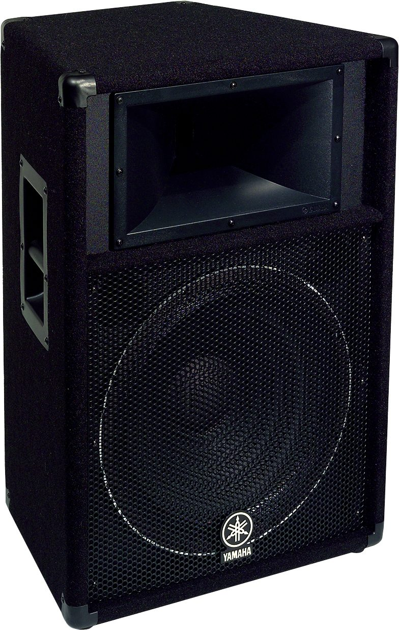 500 Watt Yamaha S115v Club V Passive Unpowered Loudspeaker 500 Watts 1x15