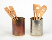 Stainless Steel Utensil Holder on Luulla