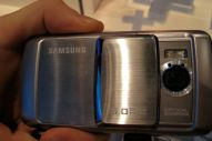 Samsung SGH-G800 hands on! - Image 4 of 9