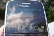 BlackBerry Bold vs. pavement - Image 5 of 5