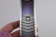 Vertu Signature S hands on - Image 10 of 12
