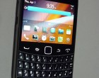 BlackBerry Bold Touch 9930 hands-on! - Image 1 of 4