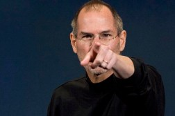 Steve Jobs Bashes Android Founder