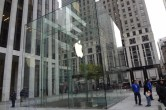 Live from 5th Ave Apple Store unveiling - Image 12 of 47