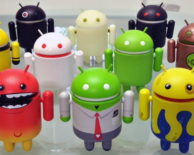 Android Workplace Adoption Growing