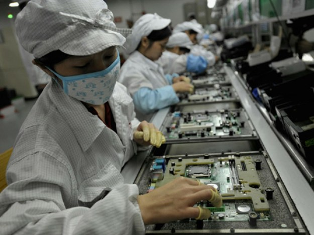 Apple Supplier Underage Workers