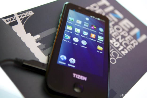 Samsung Tizen Phone Launch