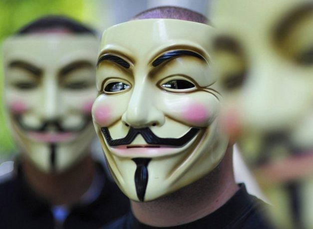 Anonymous Hacking US Government