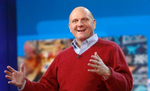 Ballmer Interview 2012