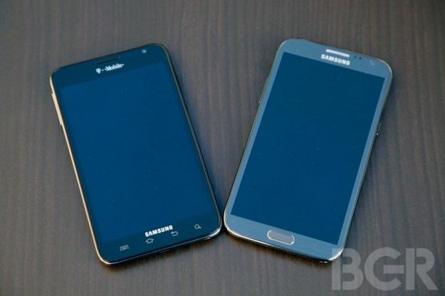 Galaxy S III Galaxy Note II Sales