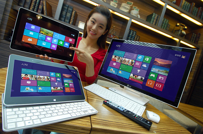 Windows 8 PC Sales