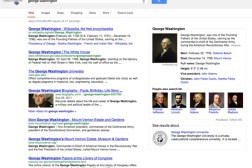 Google Search Results Redesign