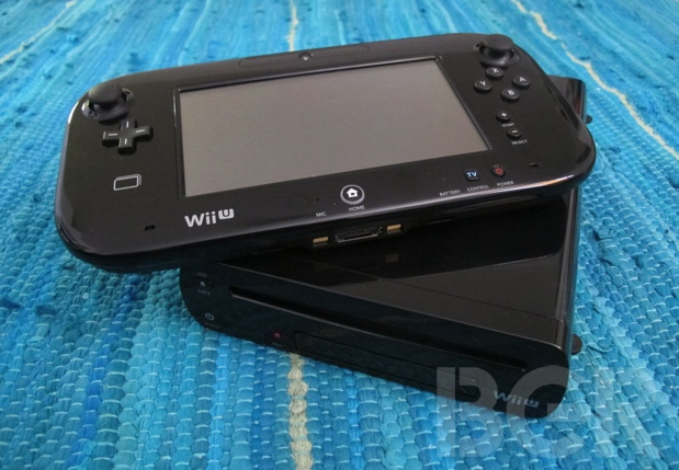 Nintendo Wii U Power Usage