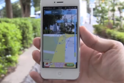 iPhone Maps App